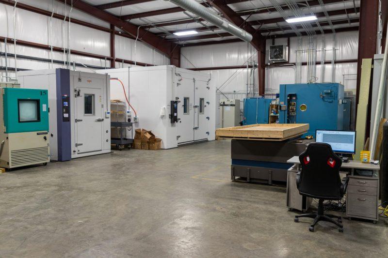ASTM Testing Lab 3464
