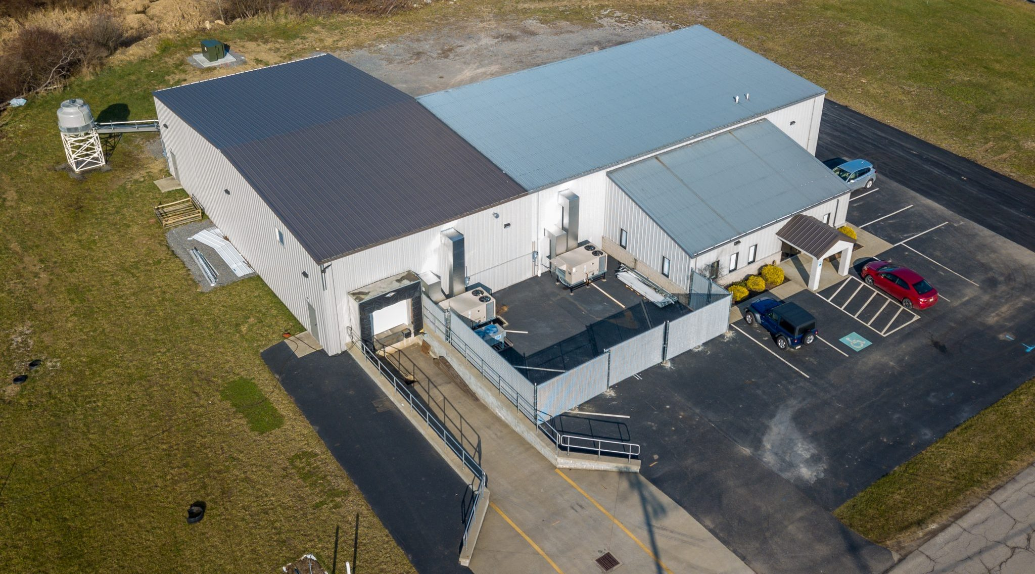 Package Testing Facility